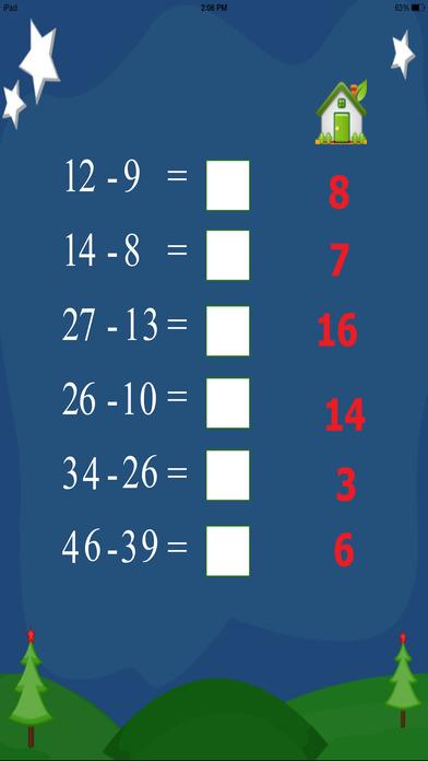 基本数学练习测验〜&学到的技巧乘法除法除了好玩的孩子