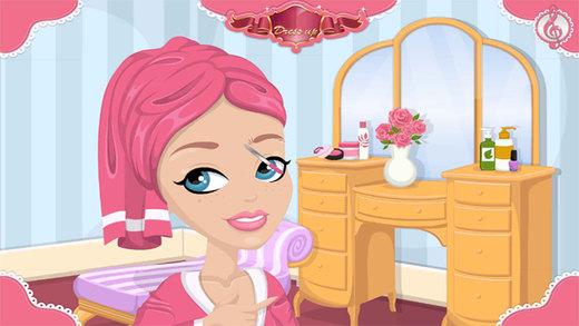 糖糖美容院,幼儿教育游戏,妈妈和孩子们的游戏-EN
