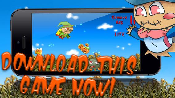 业余稻草人总喷气包混沌巨人农场征服战役死亡 - 免费万圣节僵尸游戏 Amateur Scarecrow Total Jet Pack Chaos and Giant Farm Conquest Battles of Death - FREE Halloween Zombie Game