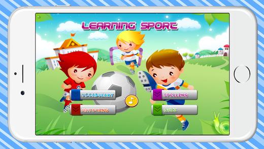 學會為學齡前兒童詞彙體育