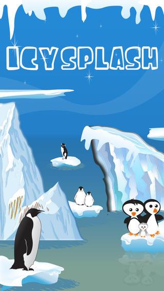 冰爽装 - 冷冻比赛3益智游戏