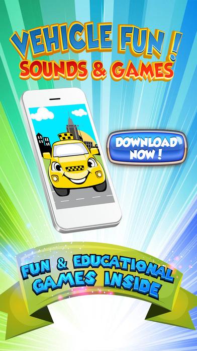 儿童汽车游戏 !  Free