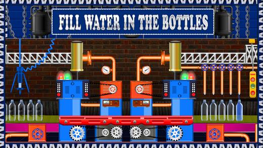 矿泉水厂 - 新鲜饮料制造商