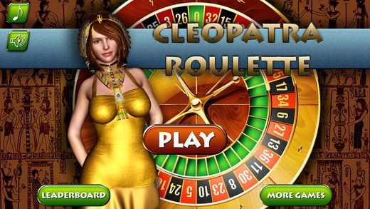 à埃及艳后轮盘游戏 - 拉斯维加斯赌场风格的视频老虎机免费高清