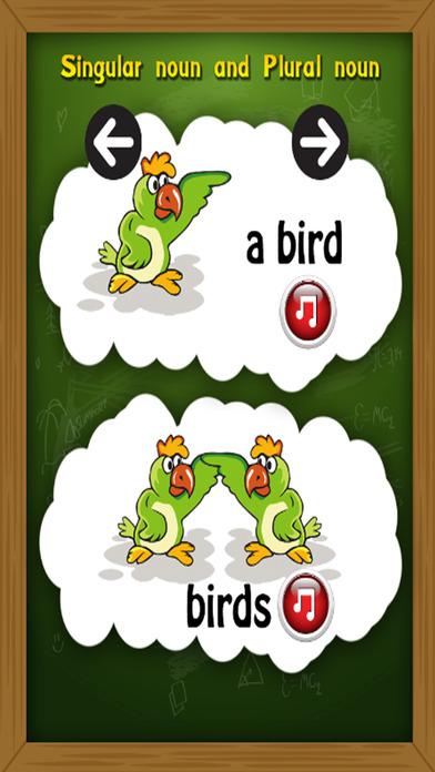 学习英语词汇:学习开始的教育游戏:免费的!