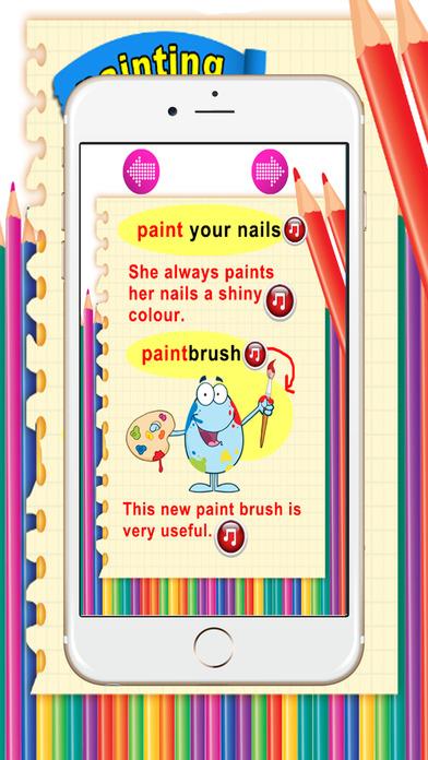 学习英语词汇画法:为孩子们免费学习教育