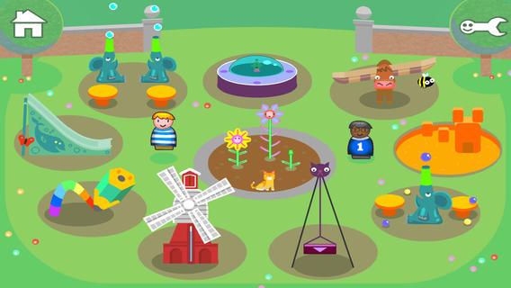 Let's Make Friends - Play Toy. 让我们 交个朋友。玩玩具。