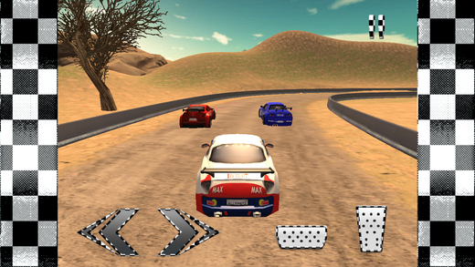 跑车膝车赛车&经典赛车模拟器