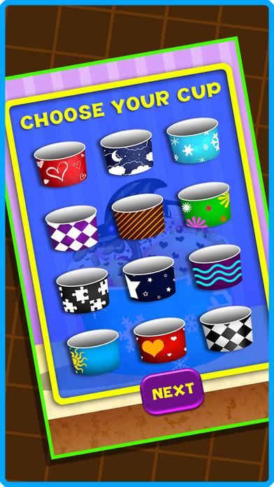 冷冻酸奶冰淇淋 - 疯狂的甜点和烹饪厨师游戏为孩子们