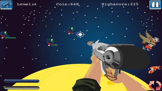 鸟人饥饿游戏:自由幻梦规则的天空 - 减负快速射击混乱 免费