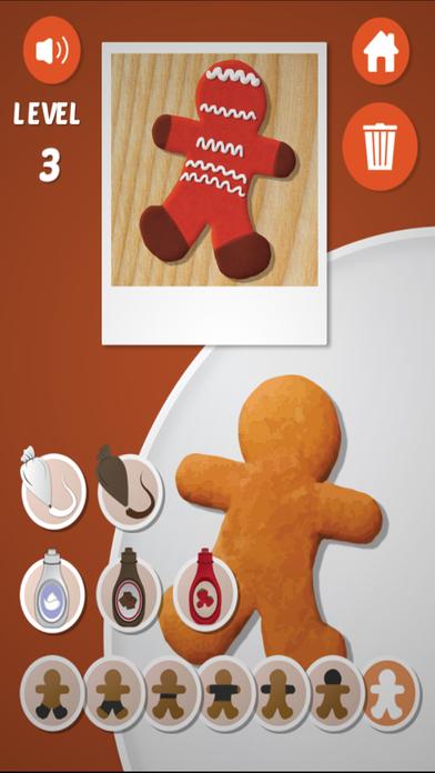 烘焙姜饼人 - 有点烧脑的饼干制作游戏