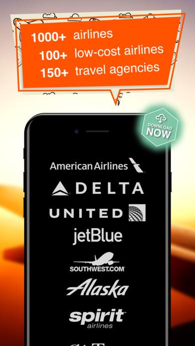 打折飞机票: 为您与航空公司的交易节省 40%