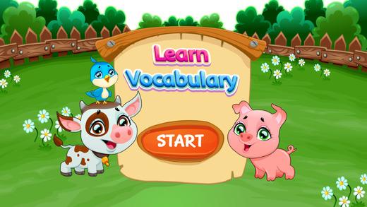 学习英语初学者词汇:学习游戏