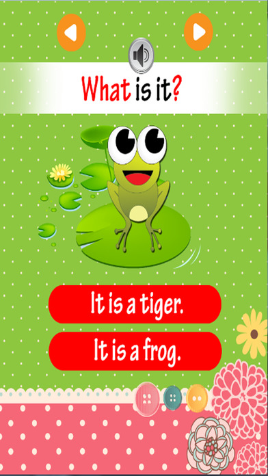 学习英语词汇 - :- 学习教育游戏的孩子