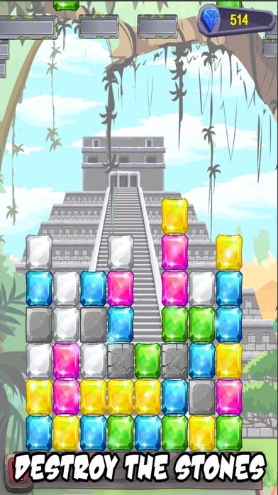 钻石赛拼图 - 失落的宝藏任务  Diamond Match blast