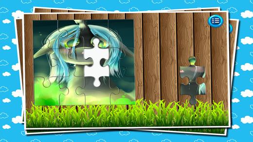 我的小马拼图 - 拼图动画儿童拼图与公主和小马