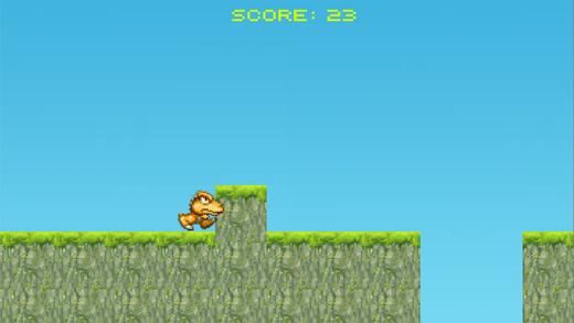 刚小恐龙疯狂跑山最好的2D免费游戏