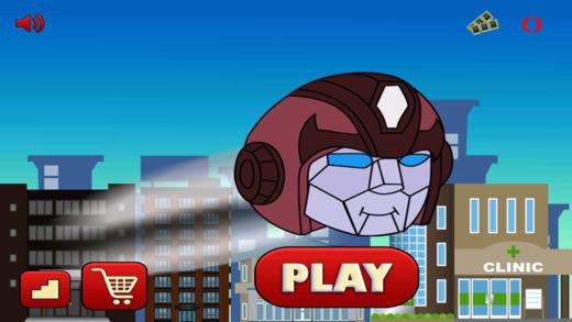 愤怒的机器人短跑 - 史诗般的钢铁机甲跳线 免费