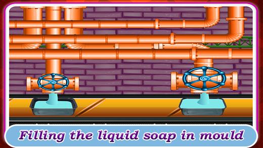 肥皂出厂美容产品制造商