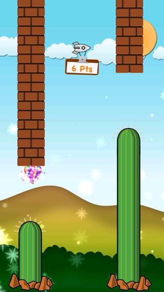 Flappy Bird难度加强版