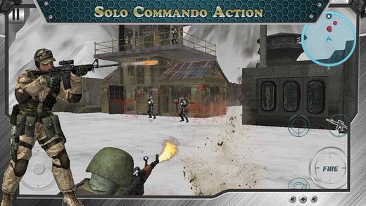 US Army Squad Training精英狙击手射击免费游戏:美国秘密士兵