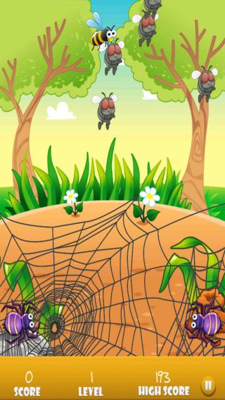 飞食品蜘蛛的Chomp - 错误救援攻丝机 FREE
