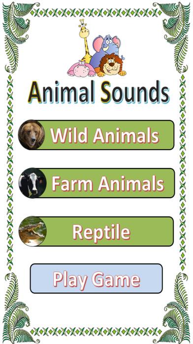 野生動物的叫聲與名稱