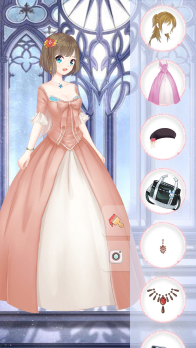 女生游戏® - 小公主都在玩的换装小游戏
