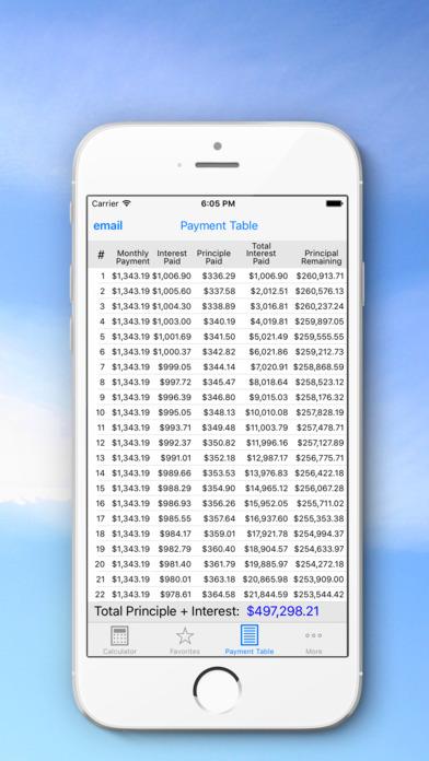 房贷计算器+