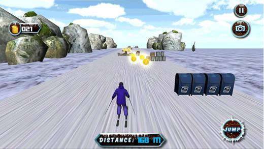 真正的下山雪滑板-ER