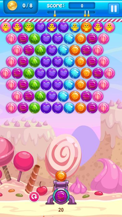 美味的果仁糖 - 泡沫破灭