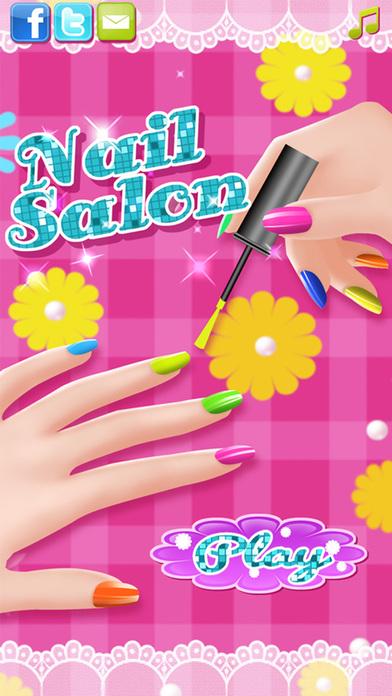 美甲沙龙™-女孩子们的美容、打扮、化妆、换装游戏