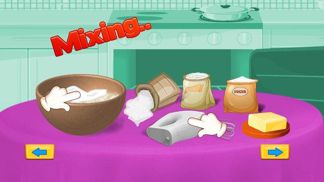 蛋糕面包店 - 疯狂的厨房厨师蛋糕制造商