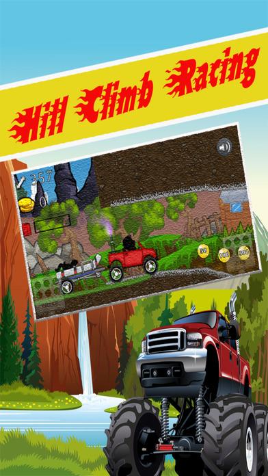 MMX Hill Racer - 狂飙越野 登山赛车 Monster Truck