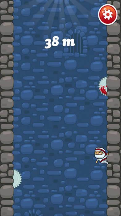忍者飞檐走壁 -忍者跳跃跑酷游戏