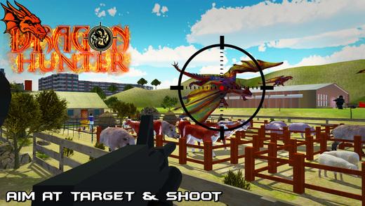龙猎人和致命的狙击手射击游戏