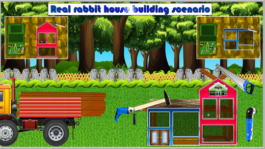 兔屋建设者 - 宠物家居设计师