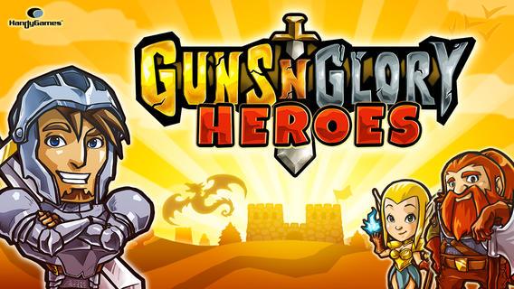 圣战英雄 - Guns'n'Glory Heroes