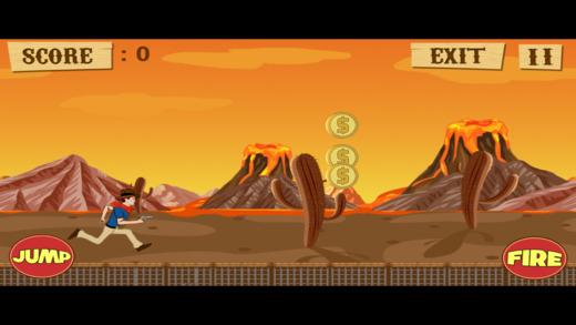西部牛仔沙漠逃生记——独特西部牛仔枪战游戏