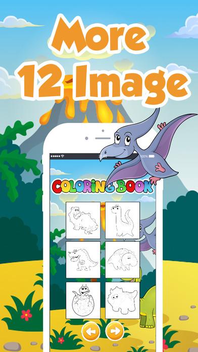 恐龙图画书为孩子免费游戏