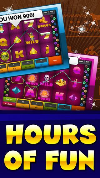 所有老虎机游戏法老的乐趣 (All Slots Games Of New Pharaoh's Fun 2)