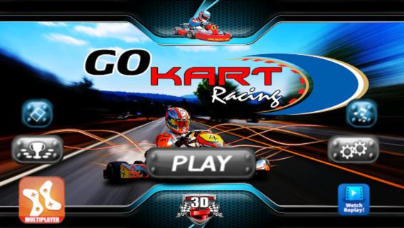 卡丁车赛车3D  - 免费多人赛车游戏