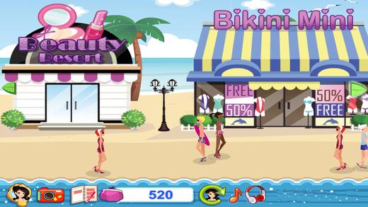 夏威夷购物狂 - 时尚购物,装扮游戏