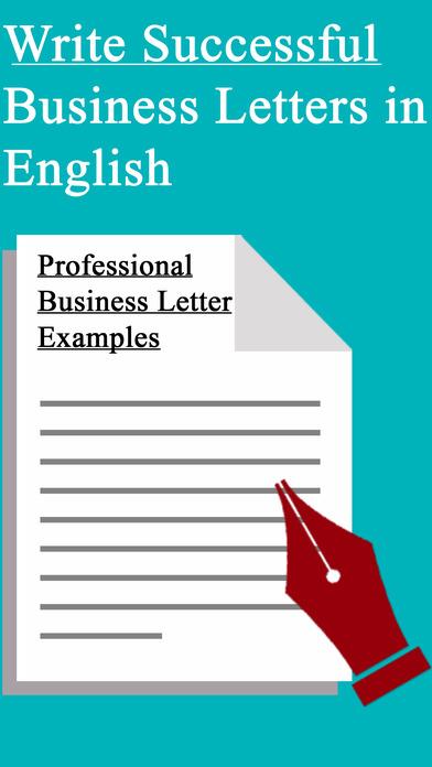 如何写一封商务信函