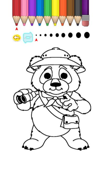 兒童圖畫書 - 可愛動物2
