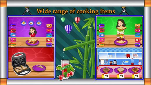 学校自助餐厅烹饪厨师 - 食品制造商