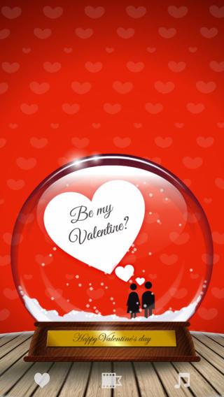 珍爱水晶球-情人节浪漫小礼物