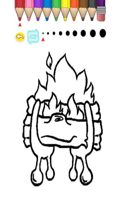 兒童圖畫書 - 可愛的卡通恐龍林戈