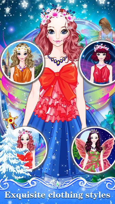化妆游戏™-女生换装养成游戏
