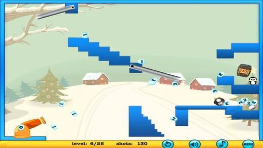 企鹅射击馆 - 冬季仙境打雪仗 支付